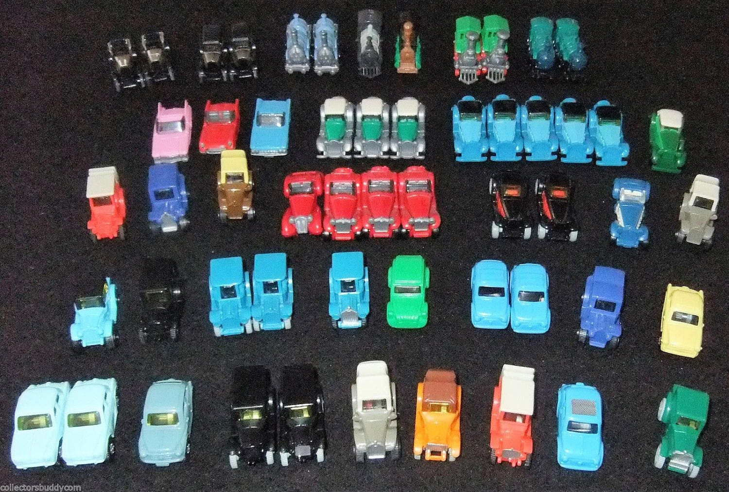 Kinder Old Timers and Locomotives toys retro c1990s Collection Resellers Trade lot
