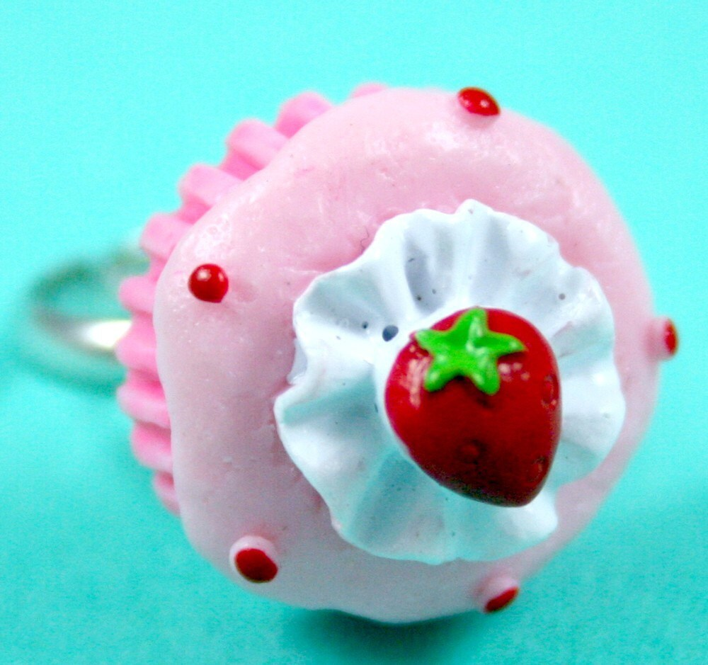 Strawberry Shortcake - Ring