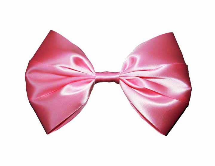 popular items for big pink hair bow on etsy