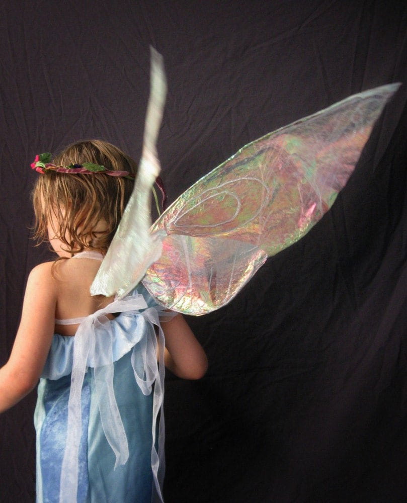 Flutterby Wings- for the Fairy, Pixie, Nymph, Sprite in your Heart
