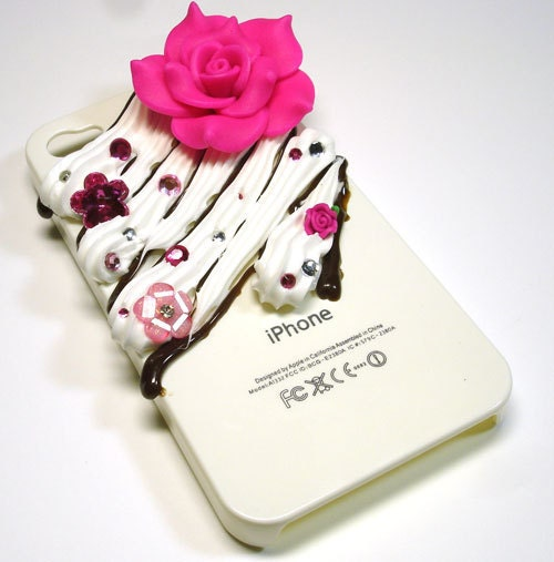 Case mobile phone sweet deco-Blissdeco048-FREE SHIP