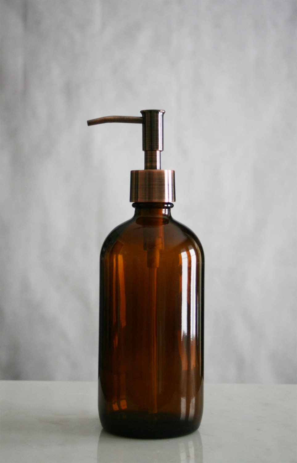 Apothecary Glass Soap Dispenser