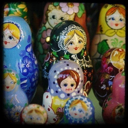 Matryoshka (buy one get one free)
