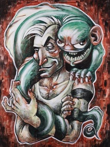 Tattooed Love Boys The piece I