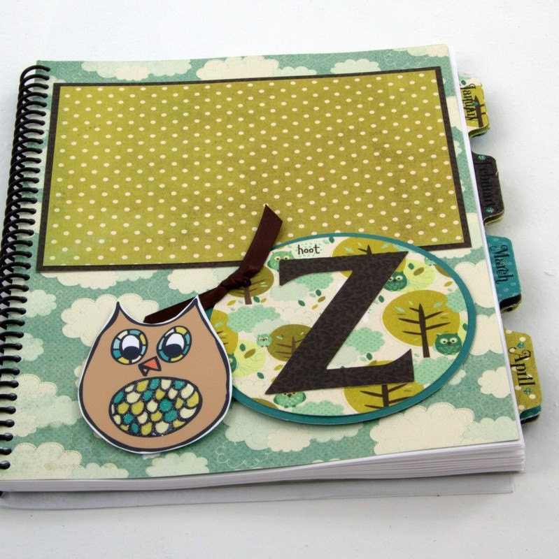 ZOEY Design - Medium Personalized Planner