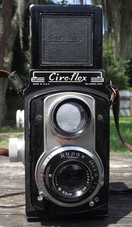 TLR Camera Ciro-FLex