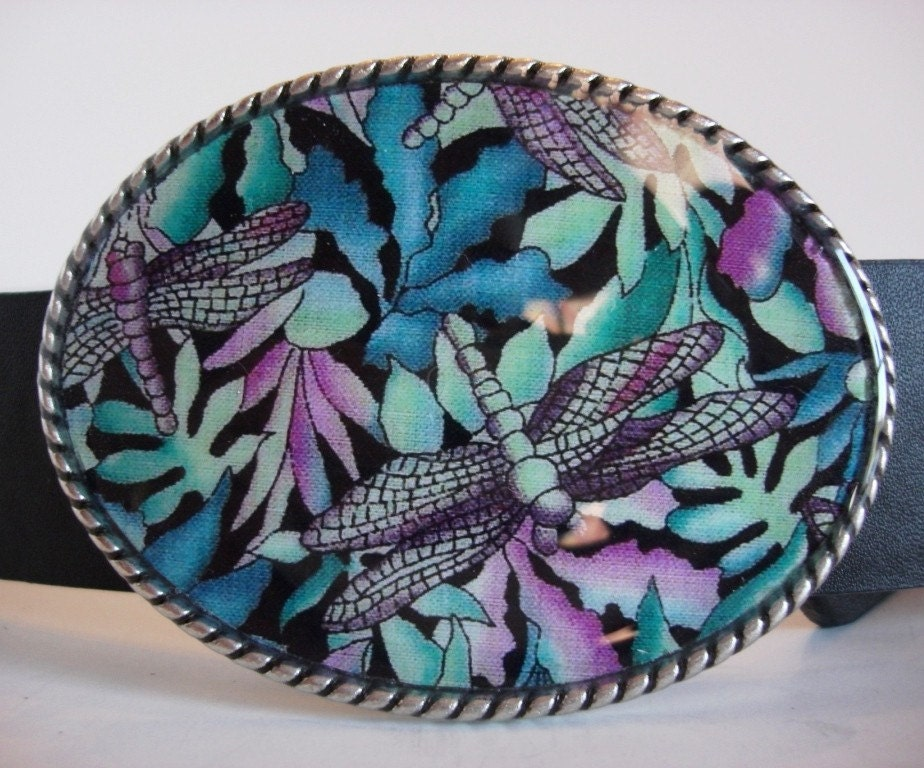 Jada Belt Buckle - Dragonfly - Add a Belt for only 8 Dollars - SALE