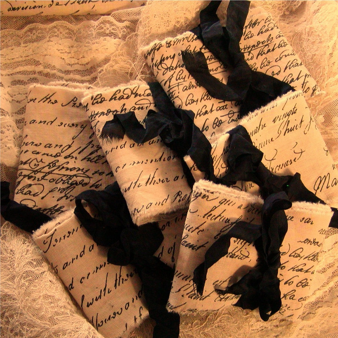 New Item - Old World Script Trim