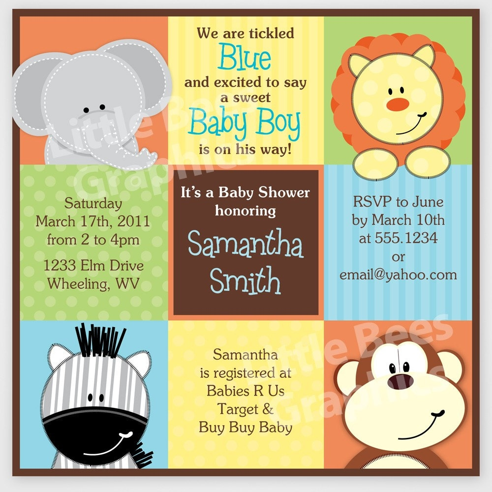 little cowboy baby shower invitations as awesome invitations ideas