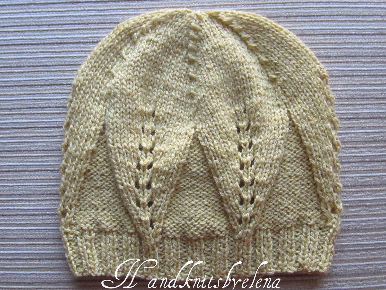 Large Leaf Knitting Pattern : Popular items for large leaf pattern on Etsy