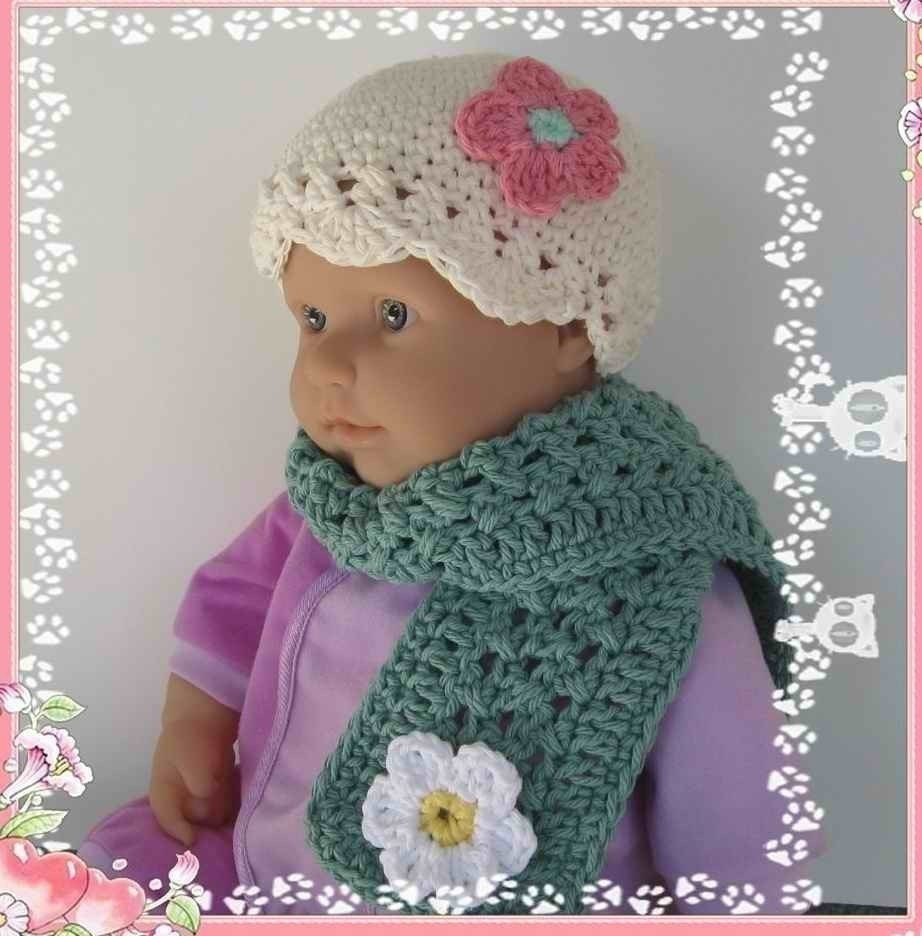 Operation Beanie - Crochet Pattern - Welcome to the AOII Alumnae
