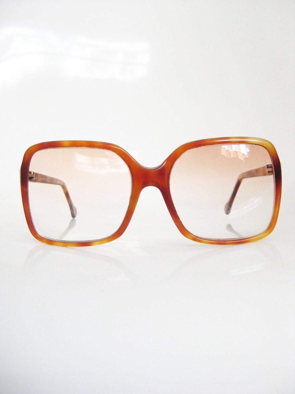 Bending Plastic Frame Glasses : Items similar to Vintage 1980s Eyeglasses Oversized 80s ...