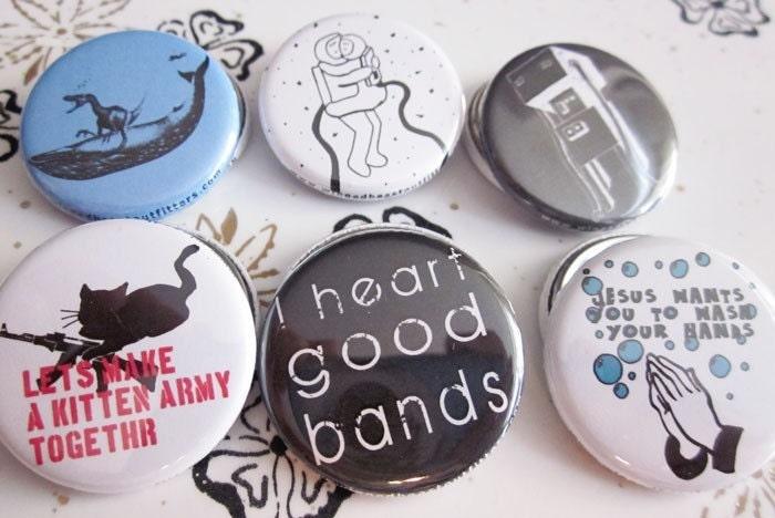 Pins I make!
