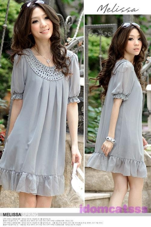 1Name : نوعی پارچه ابریشمی خاکستری دامن مانند طراحی لباس 90