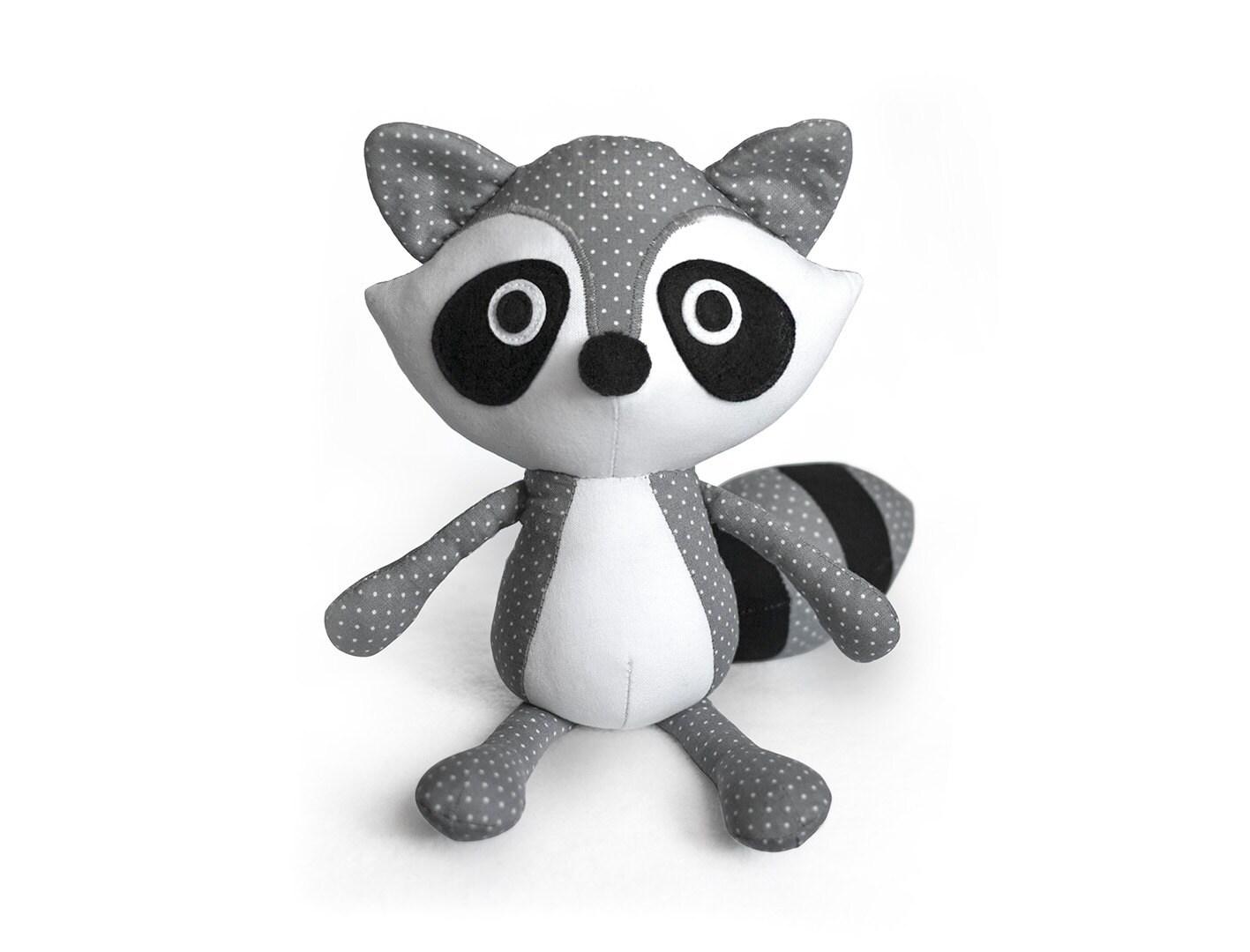 raccoon sewing pattern