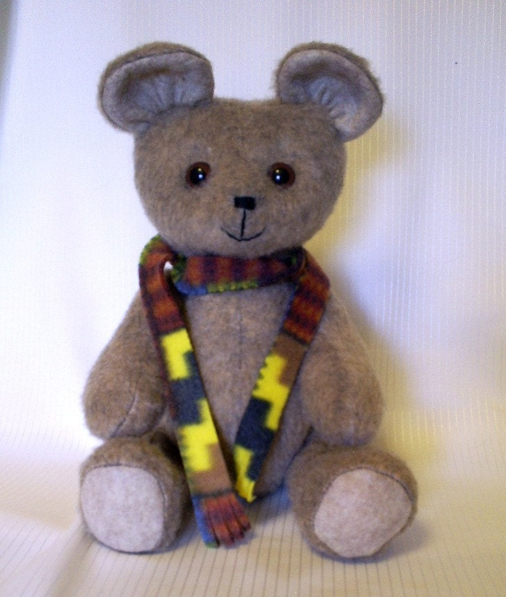 Handmade Teddy Bear - Ready to be Loved