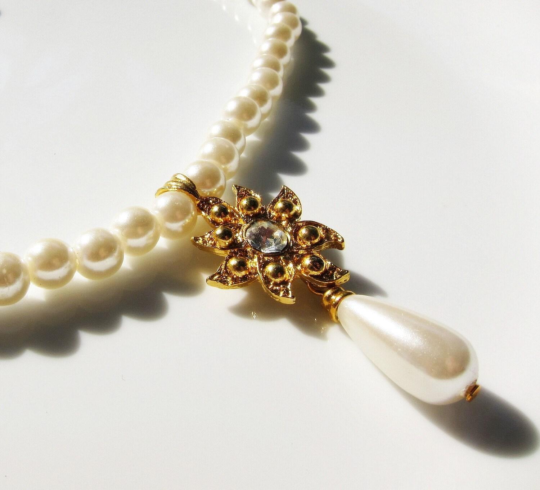 Starshine Vintage Necklace