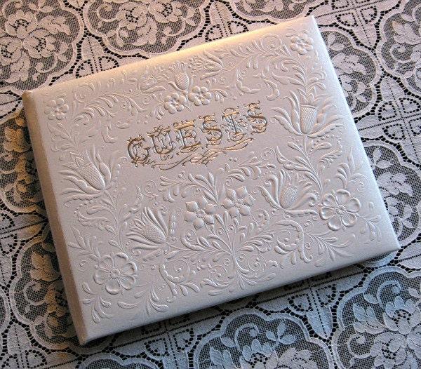 Hallmark Wedding Album: Vintage Hallmark Wedding Guests Album 1960's By Meeshy On Etsy