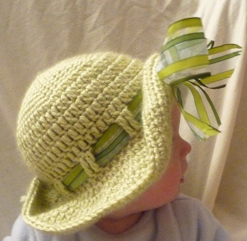 infant floppy hat