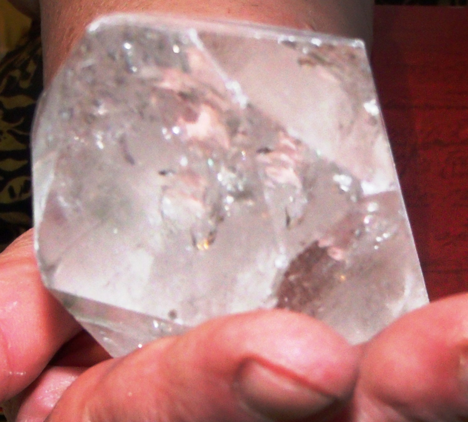 CLEARANCE Scratch & Dent Sale Amazing Natural Clear Large Crystal Quartz Points Cleansed Charged Positive Energy for Crystal Healing
