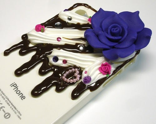 Case mobile phone sweet deco-Blissdeco050-FREE SHIP