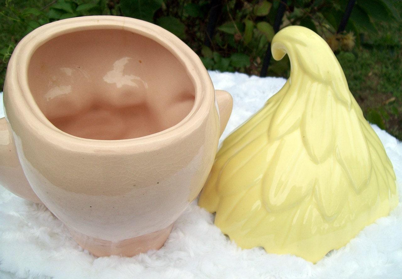 1950s Pixie Elf Cookie Jar