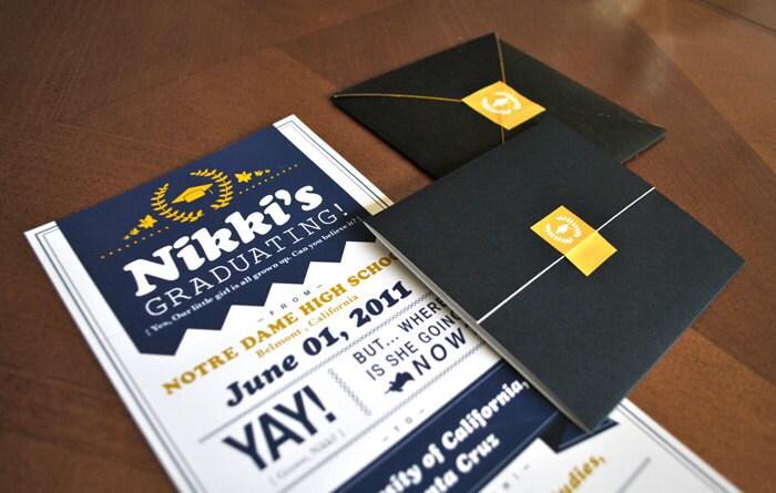 17 Best images about Carters Graduation Invites – Cool Graduation Invitations