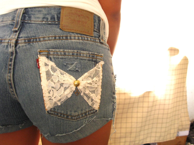 Как сделать шорты модными