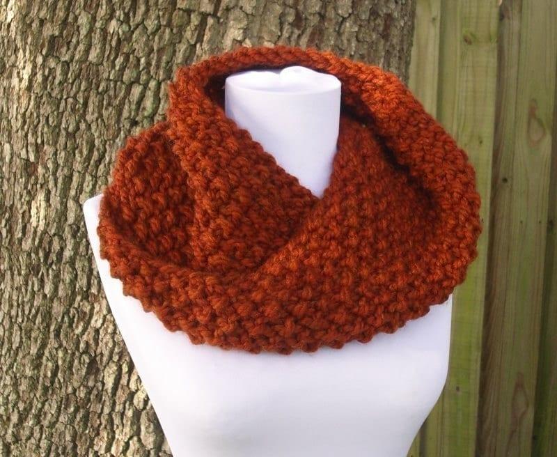 Beautiful Easy Snood Knitting Pattern Images Blanket Knitting