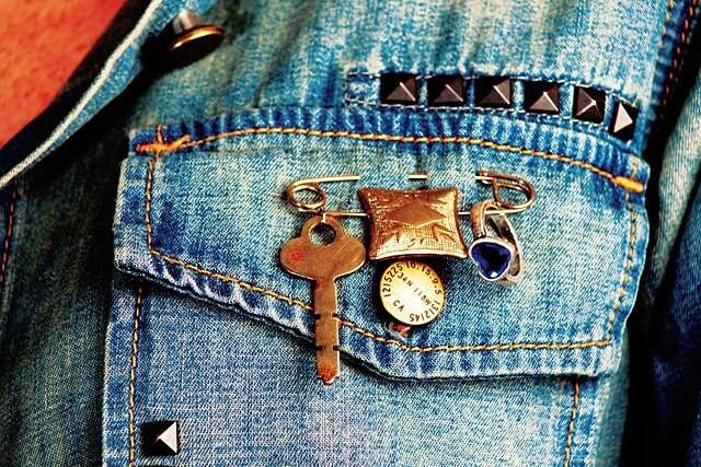 Under Lock & Key Style 1