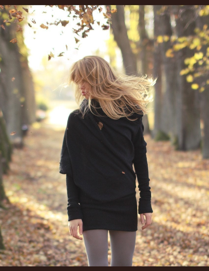 Black Muse Sweater