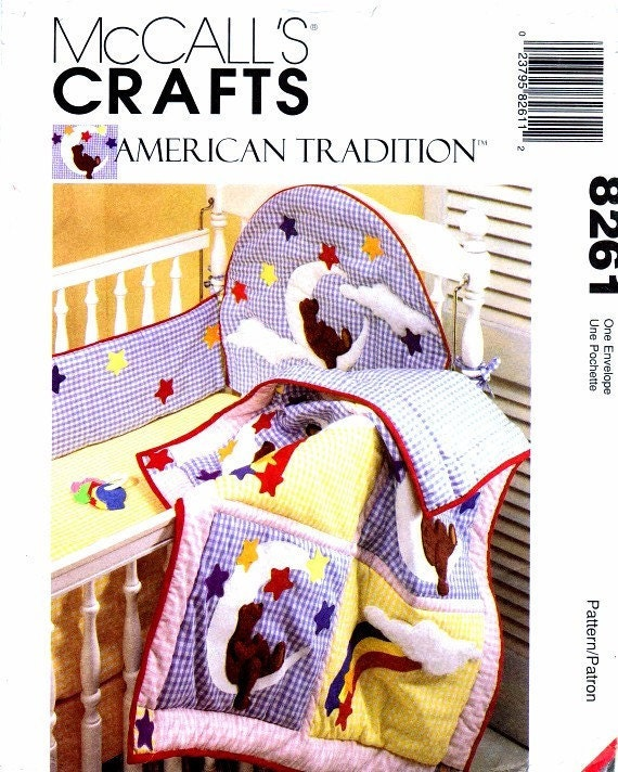 McCall's Baby Quilt Pattern Free