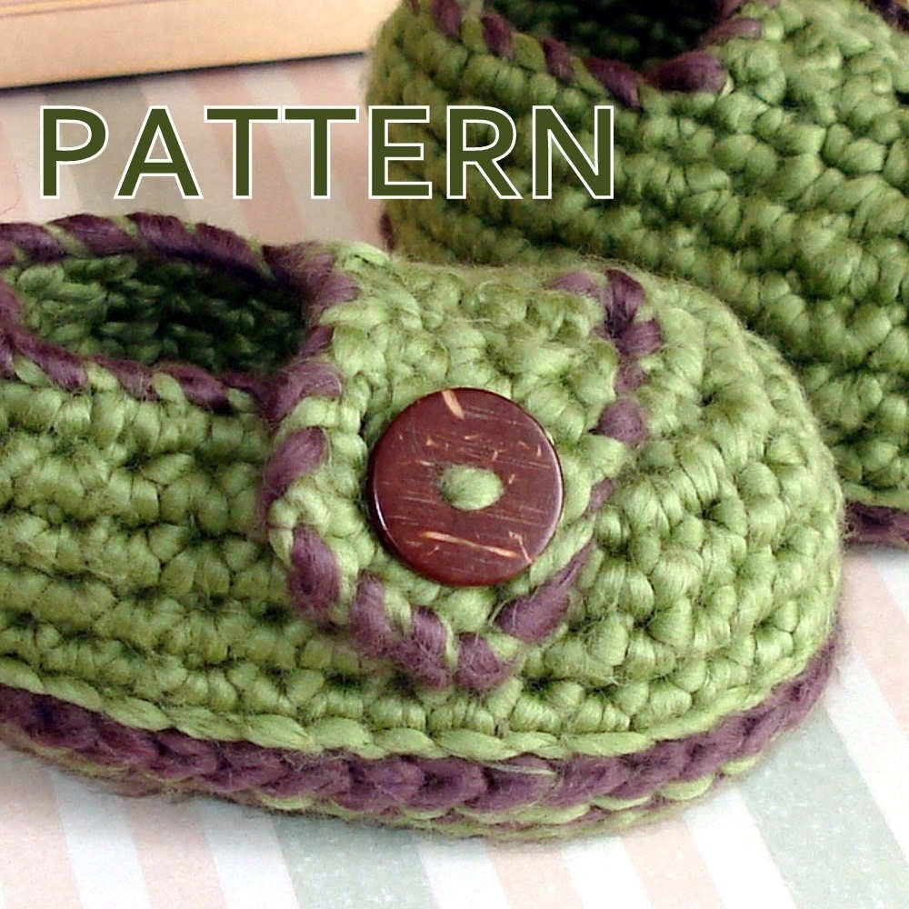 Baby booties knitting pattern | BabyCenter