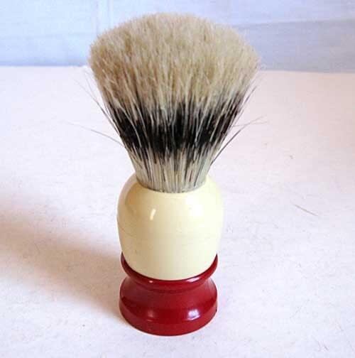 vintage erskine shaving brush eBay