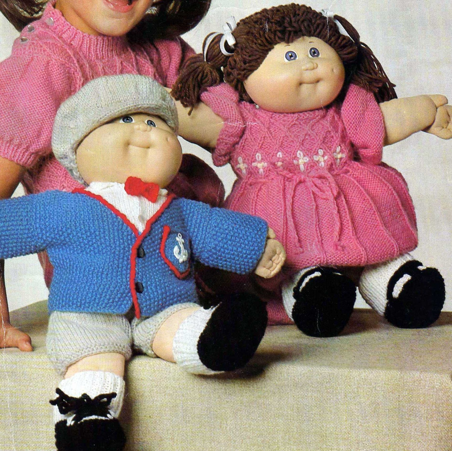 Free download program Cabbage Patch Dolls Knitting ...