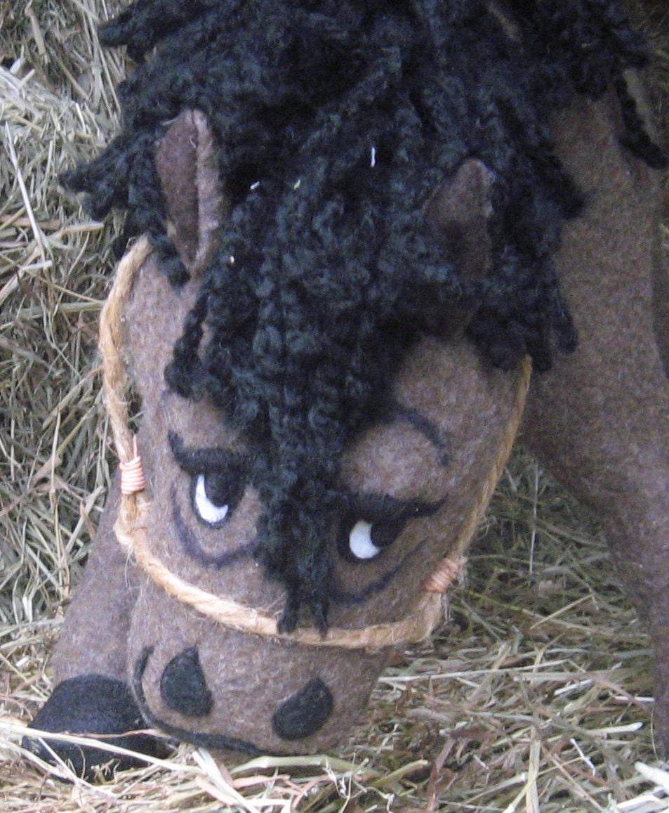 Bob the Wonder Horse Stuffie.