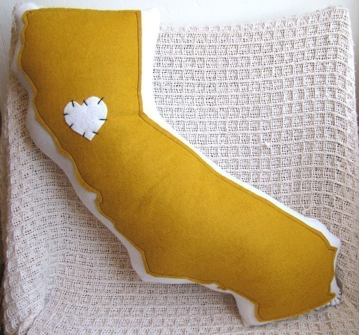 Wool Felt California