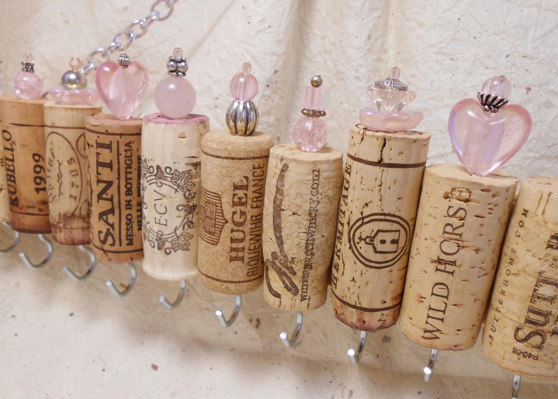 Wine Cork Jewelry Holder - CinTinque