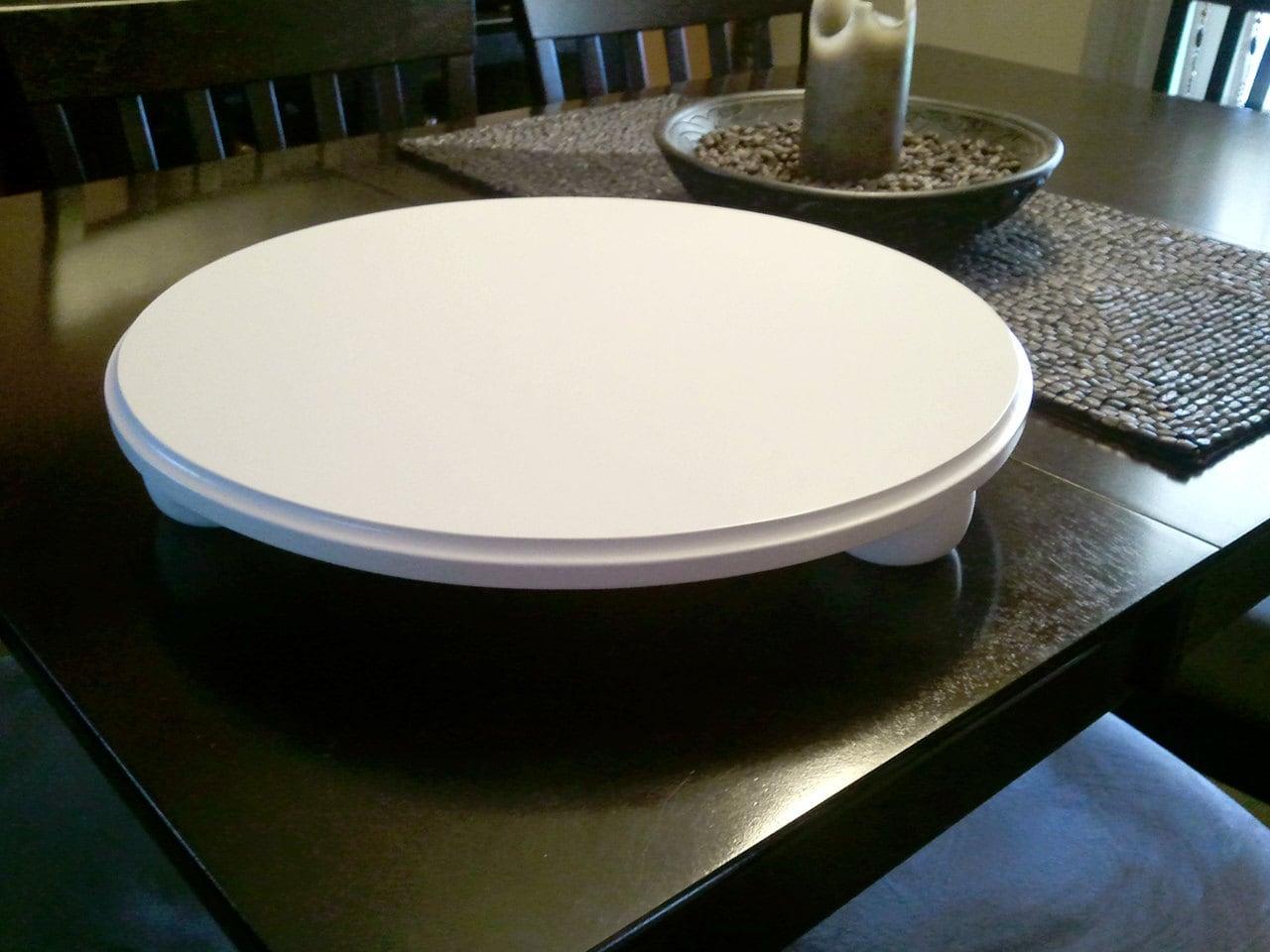 18 inch round cake stand