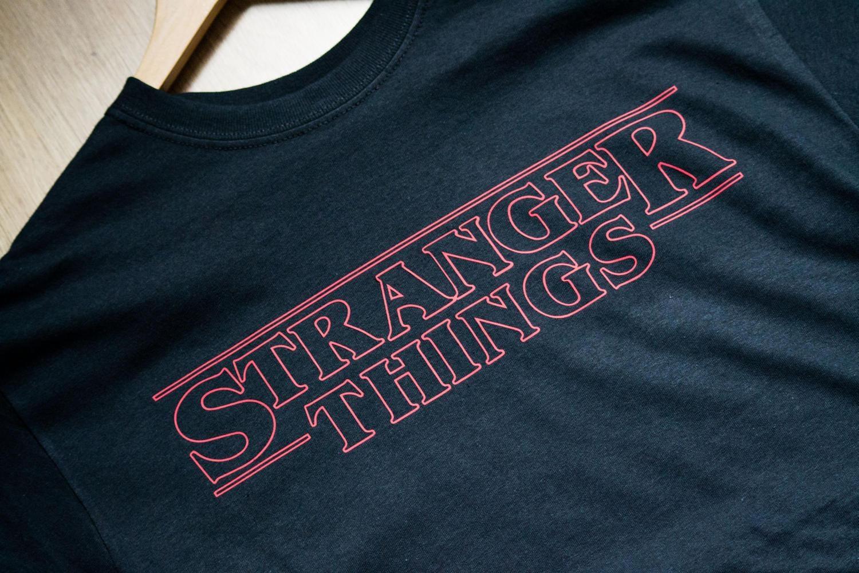 Stranger Things Inspired Unisex Mens Womans Tv Horror New T Shirt S  XXL