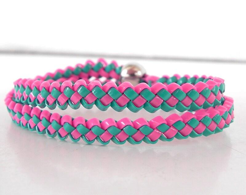 braided gimp bracelets - photo #6