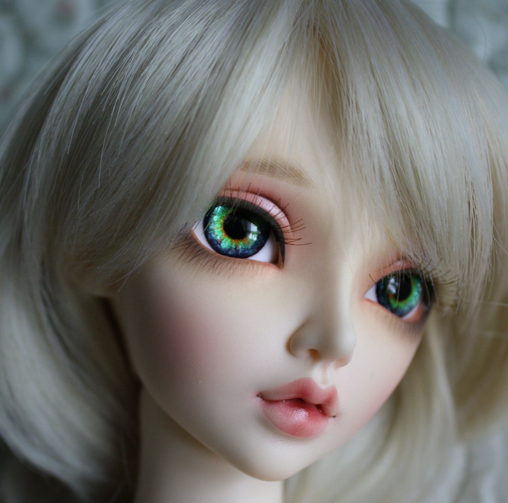 BJD eyes Doll eyes Hand made available in 12141618202224mm Jupiter Ascending made to order