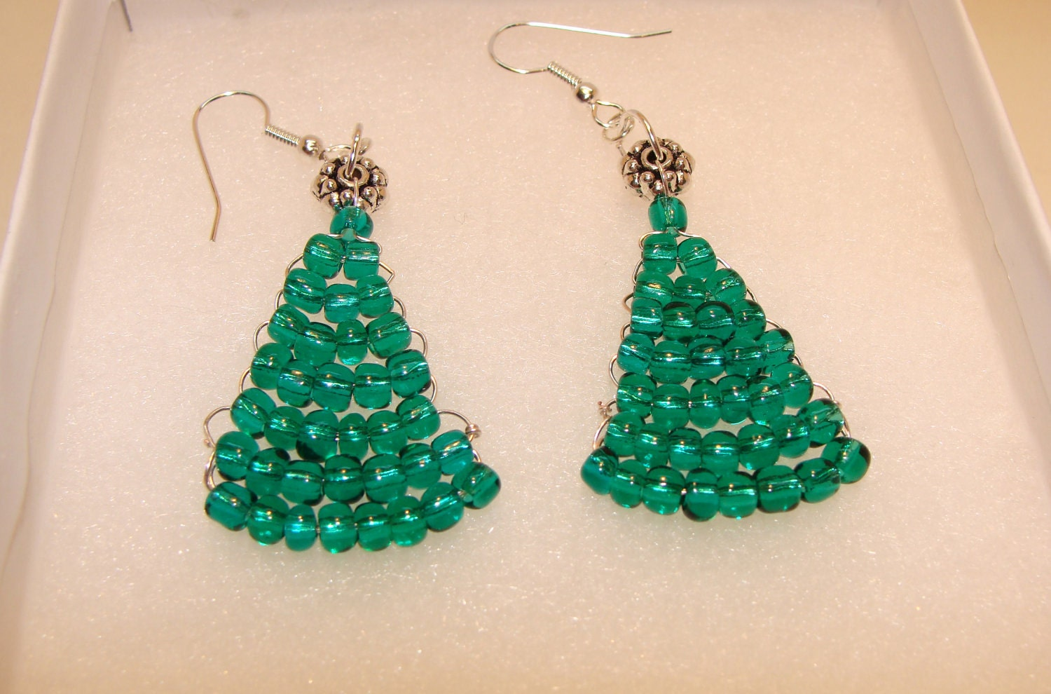 Emerald Green Christmas Tree