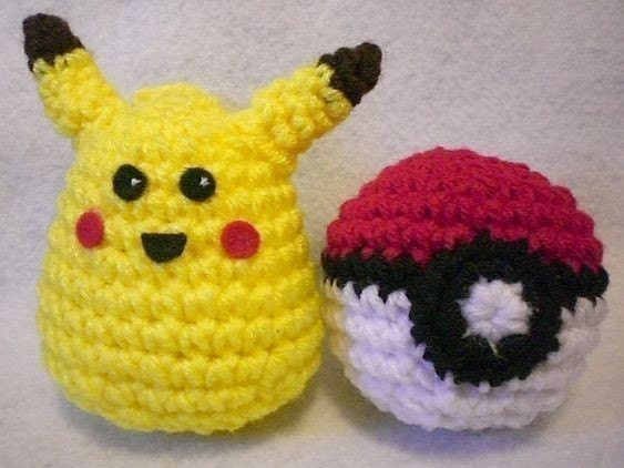 il 170x135.171085531 Etsy Crochet Treasury: Video Games!