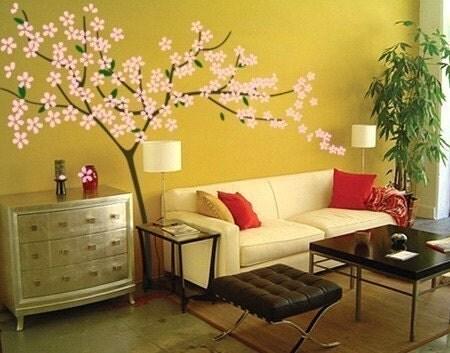 cherry tree blossom art. Cherry Blossom Tree