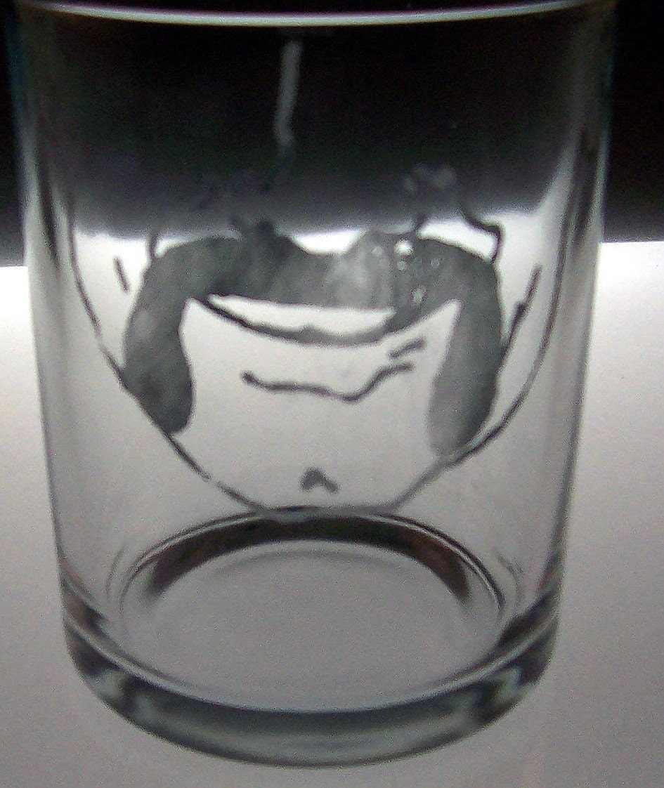 Everybody Loves A Mustache - No. 3 Tumbler