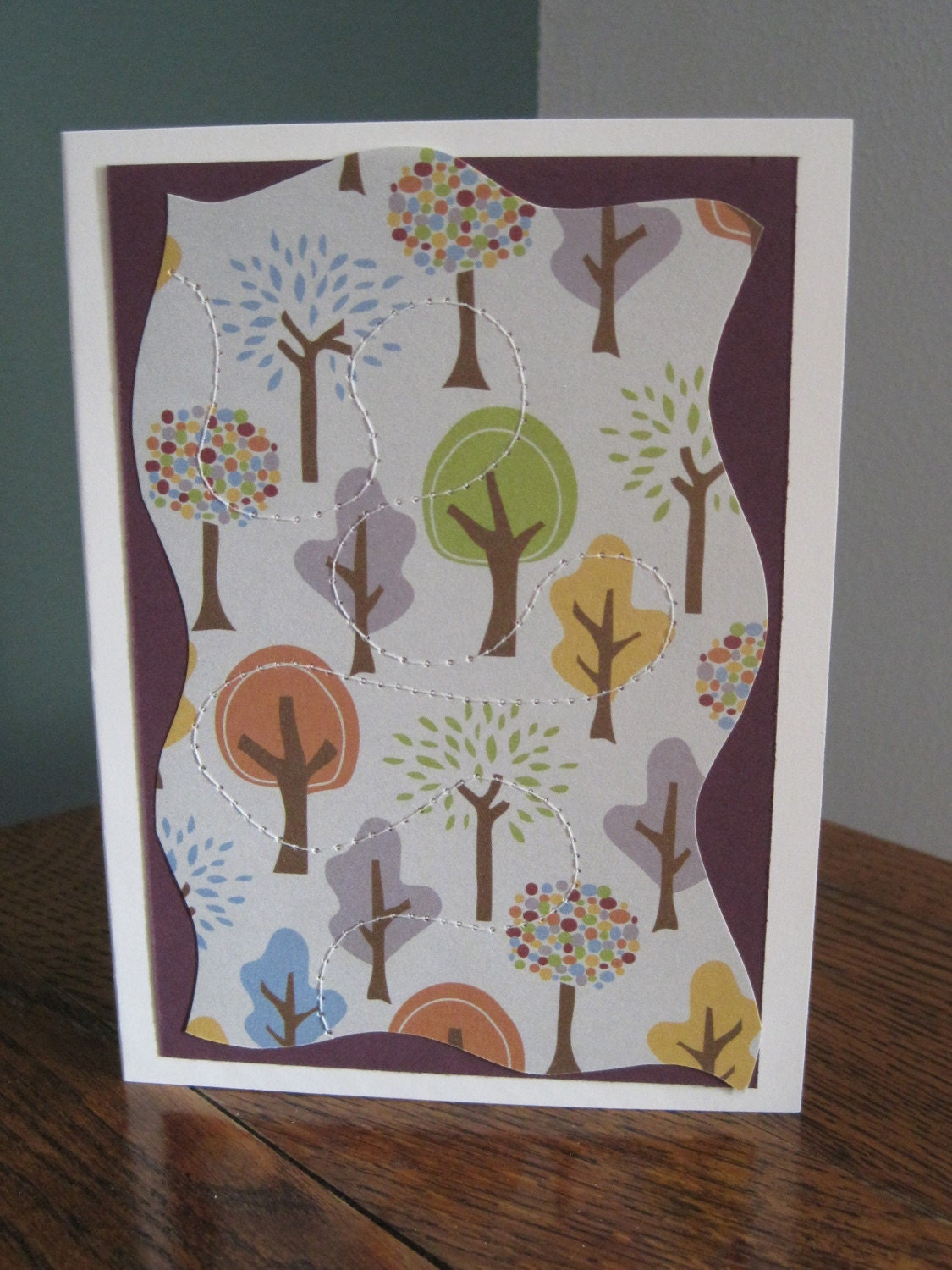 Orchard Waves - set of 6 cards