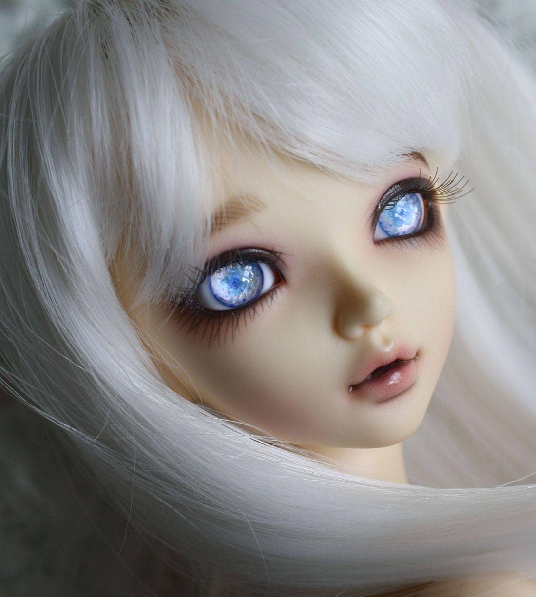 BJD eyes Doll eyes Hand made available in 12141618202224mm Precious Sakura made to order
