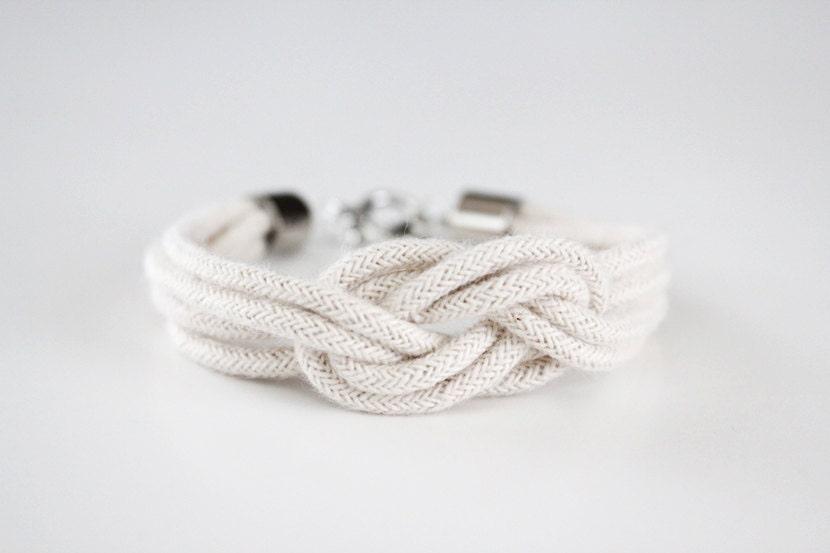 Be A Square Knot Bracelet