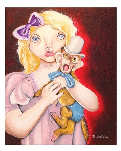 Doodle Dandy 8x10 Art Print
